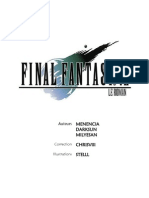 [FR] Final Fantasy VII, le roman - Prologue.pdf