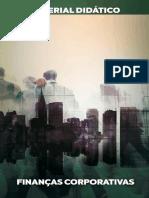 Finanças Corporativas - Material Didático
