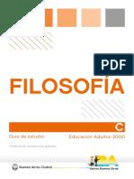 Guía de Estudio FILOSOFIA C (NES) 2021