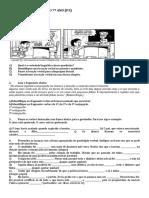 Estudo Dirigido Para o 7c2ba Ano p3 1c2ba Bim