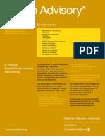 E-Procura. La gestión de compras electrónicas | PwC Venezuela