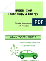 Green Car Technology & Energy