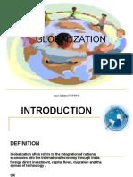 Globalization Prince Dudhatra 9724949948