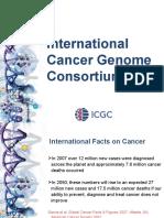 International Cancer Genome Consortium-Prince Dudhatra-9724949948