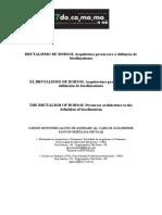 ANDRADE - Arquitetura Brutalista Precursora Do Bioclimatismo
