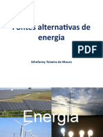 Fontes de Energia, Destacando Tipos, Fontes e as Formas de Transformação (1)