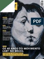 Cult 235 – 40 anos do movimento LGBT no Brasil by Autores, Vários