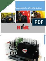Manual Do Proprietário - Kit Hidráulico