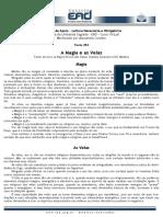 A Magia e As Velas - Rubens Saraceni