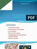 Tema # 4 Ciencia en El Contexto Social (1)