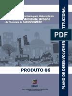 PRODUTO 06A - Plano de Desenvolvimento Institucional