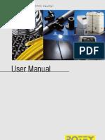 Rotex Manual