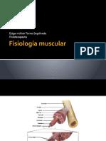 Fisiología muscular