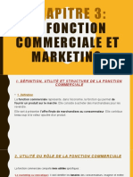 Chapitre 3. La fonction commerciale et marketing