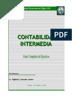 Ejercicios Contabilidad Intermedia UES21
