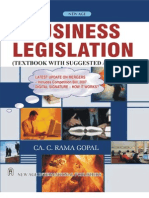 Business Legislation