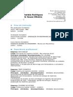 CV Daniela Oliveira (1)