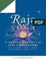 Raja Yoga-Swami Kriyananda