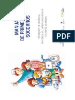 manual de 1 ºs socorros 1 ciclo do ensino básico