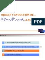 Presentación Origen y Evolución de Las Ciudades 26 de Julio (1)