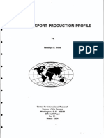 China's export