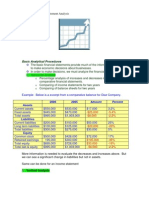 Handout 3- Financial Statemente Analysis