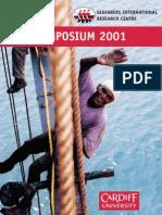 Cardiff University Symposium 2001