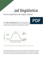 Variedad lingüística - Wikipedia, la enciclopedia libre