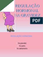 REGULAÇÃO HORMONAL NA GRAVIDEZ