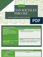 CIENCIAS SOCIALES 1ERO SEC- SESION 1