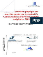 Audit Physik 2009