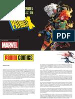 Novedades Panini Cómics Agosto 2021