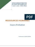 Cours VClean Planification des RH (1)