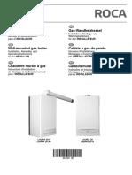 ROCA-manuale-installatore-caldaia-murale-a-gas-LAURA-20-F-A-AF