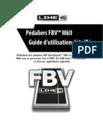 FBV MkII Series Controller Advanced User Guide - French ( Rev B )