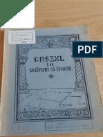 432404402 LEU PS Grigorie Crezul in Chipuri Și Icoane Copie