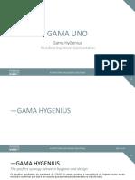 Gama Uno - Gama HyGenius - Summary