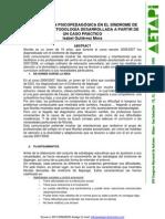 PROGRAMA DE INTERVENCION ESCOLAR