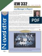 IBEW 332 Newsletter 10.2003
