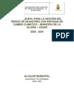 Pmgrd 2020 La Gloria