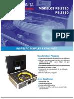 Endoscopio PE23X0