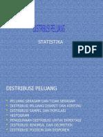 Distribusi peluang (materi & tugas)