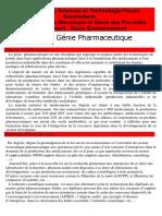 geniepharmaceutique
