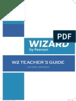 W2 Checking Sentences