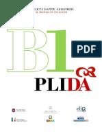 Quaderno delle specifiche PLIDA B1