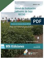 Inta Soja Recso 2020/21