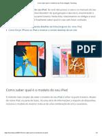 Como Saber Qual é o Modelo Do Seu iPad _ Gadgets _ Tecnoblog