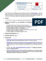 860-PO-09-0023 - Equipements  mobiles