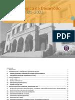 Plan Estratégico de Desarrollo Transición 2021-2023