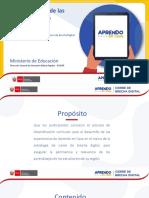 Diversificación Curricular de Las Experiencias de Aprendizaje - EducarPerú